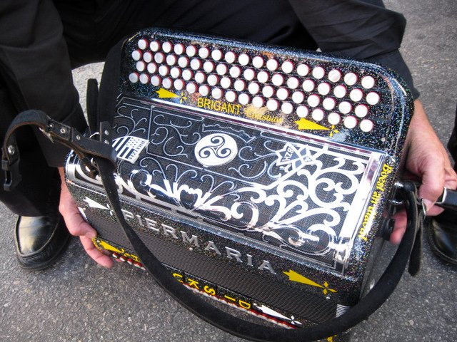 accordéon chromatique breton